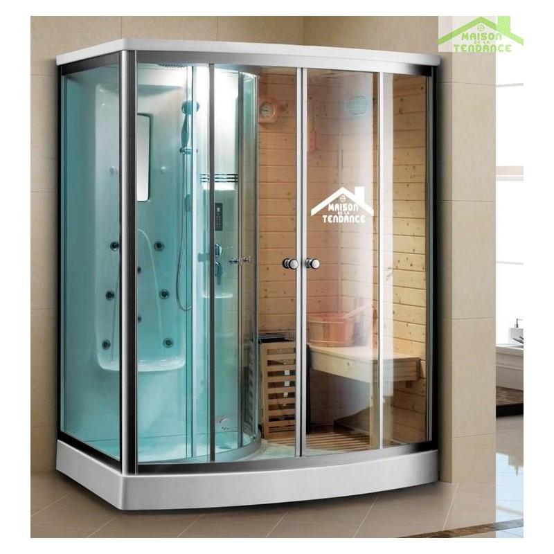 Douche hammam sauna - Sauna paris pas cher ...
