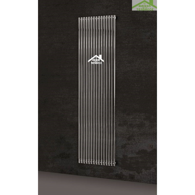 radiateur design vertical calida 50x180 cm en acier. Black Bedroom Furniture Sets. Home Design Ideas