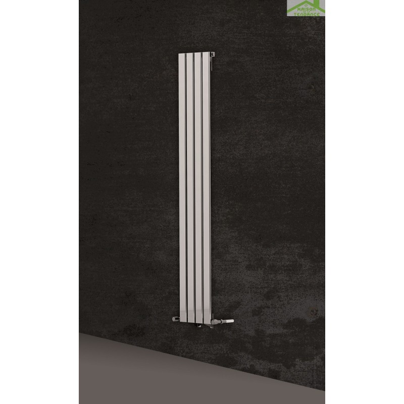 radiateur design vertical marcelo 31x180 cm en acier. Black Bedroom Furniture Sets. Home Design Ideas