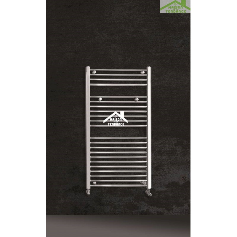Radiateur s che serviette design vertical nile 45x172 cm for Radiateur seche serviette design