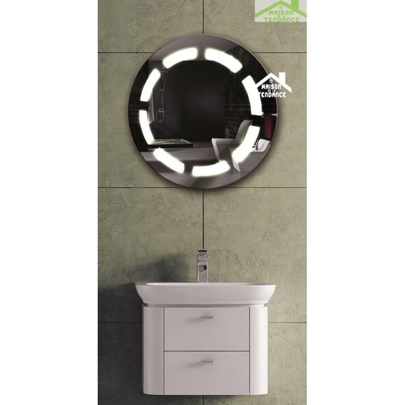Armoire de salle de bain avec miroir et lumiere maison - Armoire de salle de bain avec miroir et lumiere ...