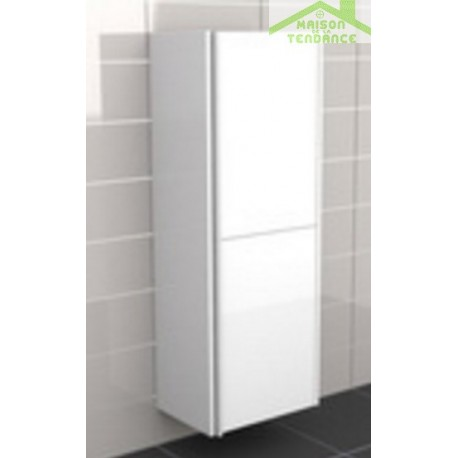 armoire de douche 2 portes riho andora 50x35x137 4 cm maison de la tendance. Black Bedroom Furniture Sets. Home Design Ideas