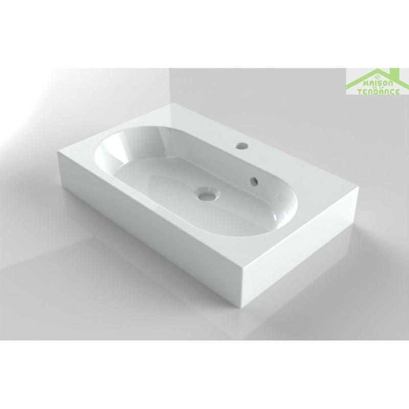 ensemble meuble lavabo riho belluno set 01 60x45x h 60 cm maison de la tendance. Black Bedroom Furniture Sets. Home Design Ideas