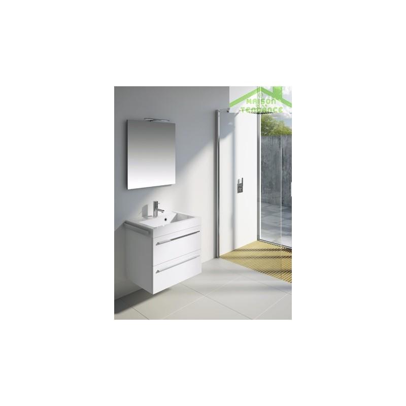 Ensemble meuble lavabo riho bologna set 52 60x48x h 58 5 - Ensemble lavabo meuble ...