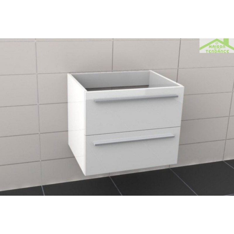 Ensemble meuble lavabo riho broni set 01 60x48x h 52 5 cm - Ensemble lavabo meuble ...