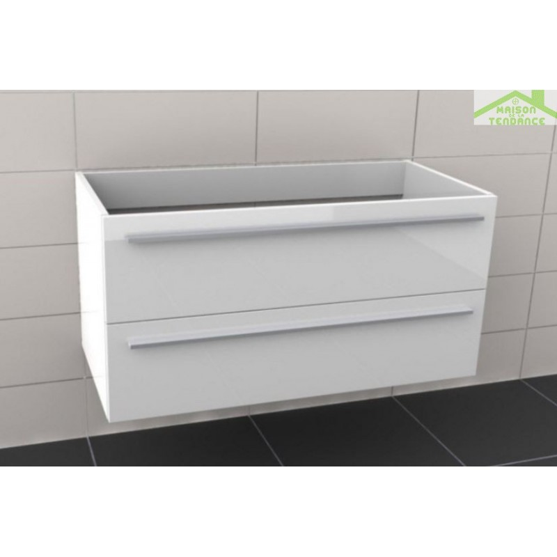 Ensemble meuble lavabo riho broni set 10 100x48x h 52 5 cm - Ensemble meuble lavabo ...