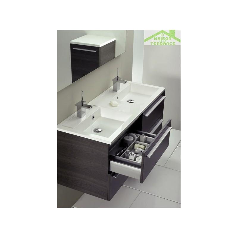 ensemble grand meuble lavabo riho broni set 17 120x48x h 52 5 cm maison de la tendance. Black Bedroom Furniture Sets. Home Design Ideas