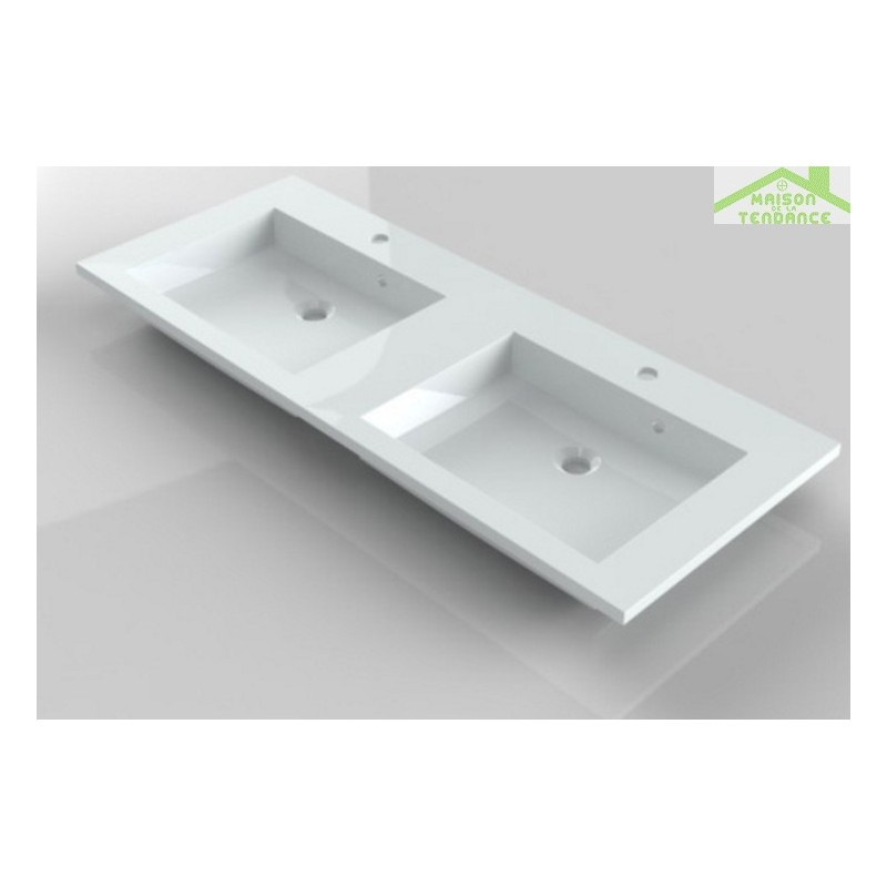 Ensemble meuble lavabo riho broni set 17120x48x h 52 5 cm - Ensemble lavabo meuble ...