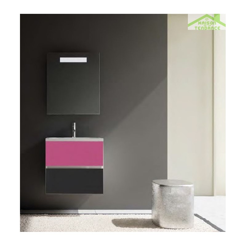Ensemble meuble lavabo riho cambio comodo set 03 60x46x h 57 cm - Ensemble lavabo meuble ...