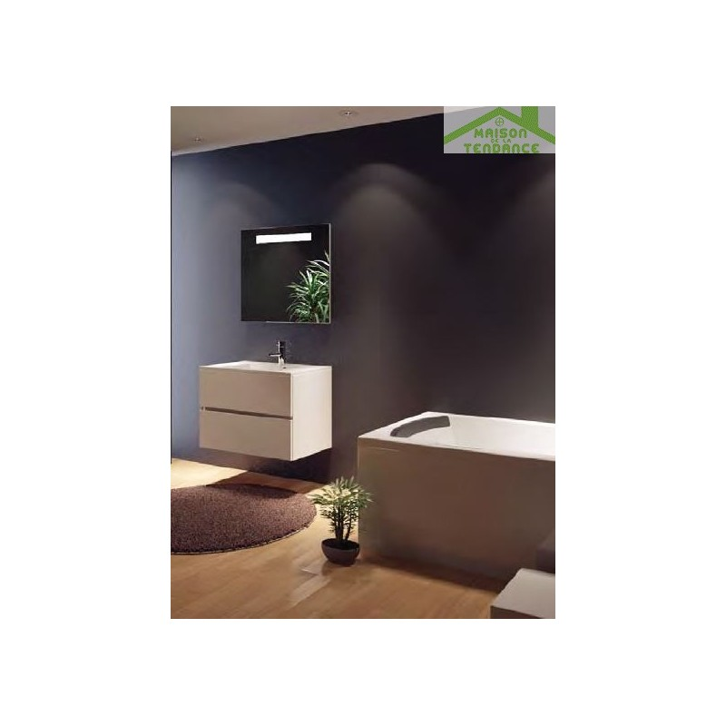 Ensemble meuble lavabo riho cambio comodo set 07 80x46x h 57 cm - Ensemble lavabo meuble ...