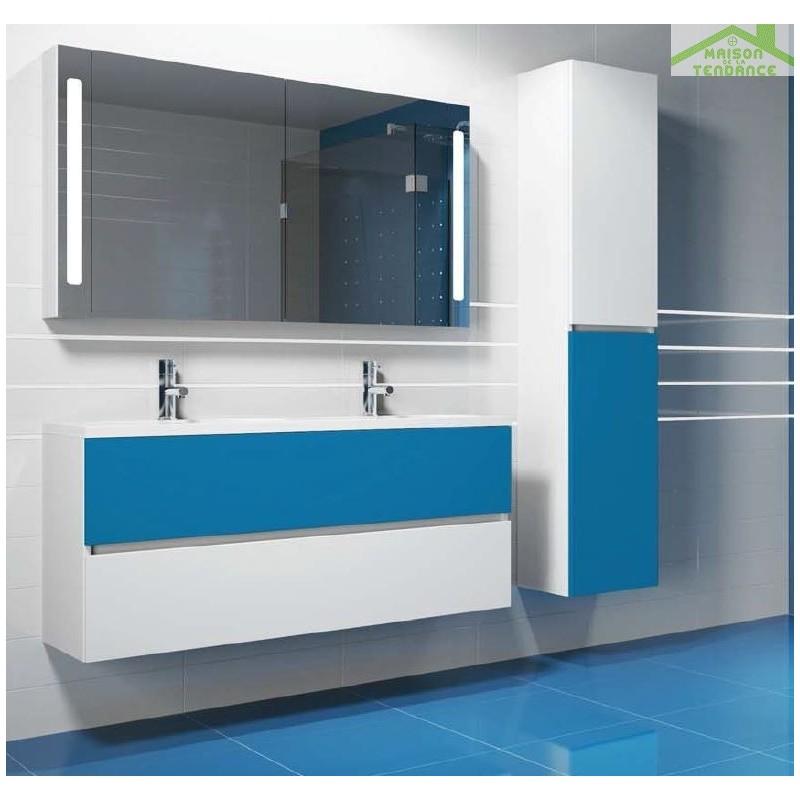 Ensemble lavabo meuble conceptions de maison for Meuble toilette lavabo