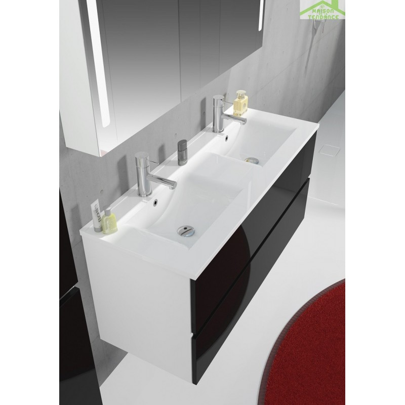 Ensemble meuble lavabo riho cambio comodo set 22 120x46x h 57 cm - Ensemble lavabo meuble ...