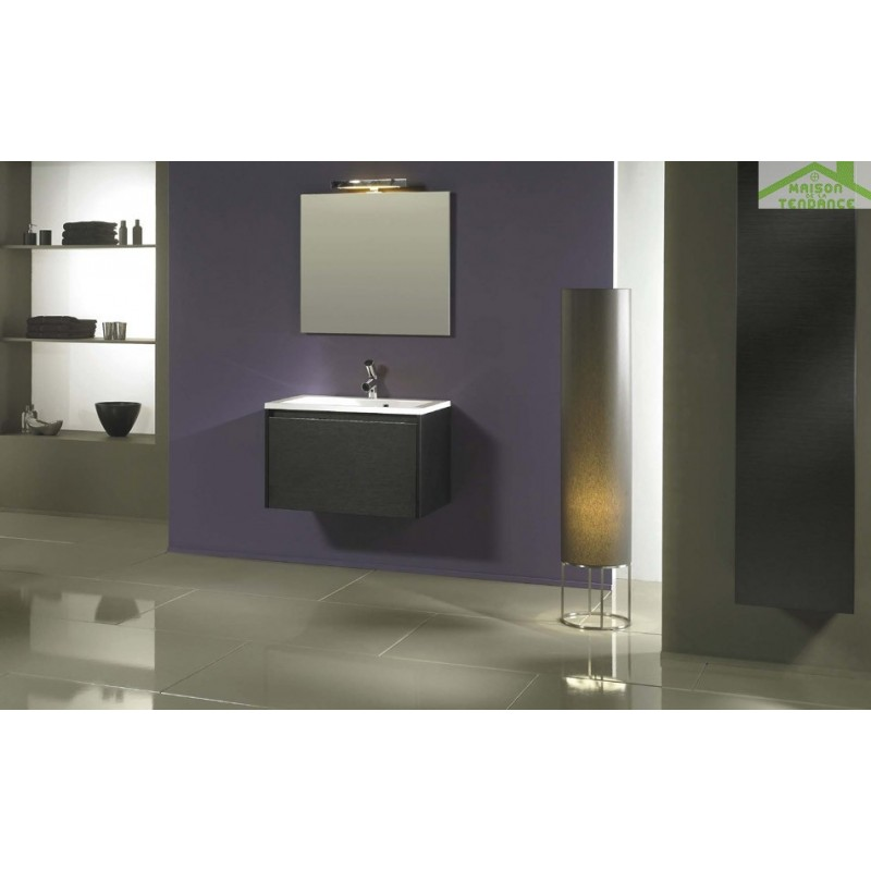 Ensemble meuble lavabo riho elzas set 10 80x51 h 52 cm - Ensemble lavabo meuble ...