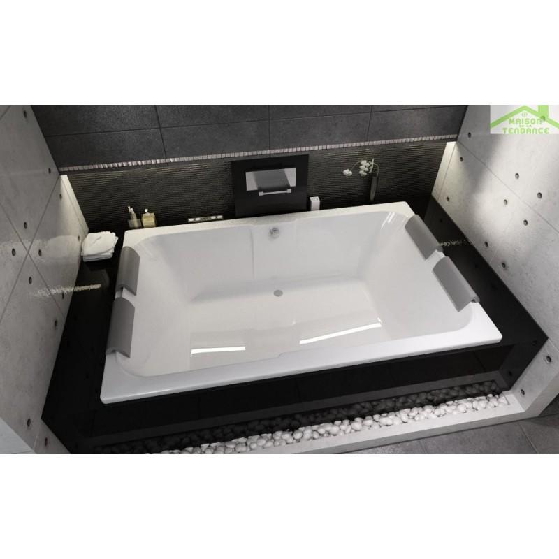 appui t te riho sobek ah07 pour baignoire maison de la. Black Bedroom Furniture Sets. Home Design Ideas
