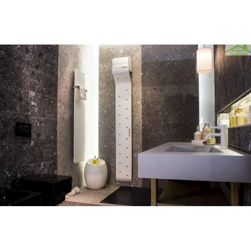 sechoir soufflant sechoir sur pied pegasus leifheit m schoir linge salle de bains et wc. Black Bedroom Furniture Sets. Home Design Ideas