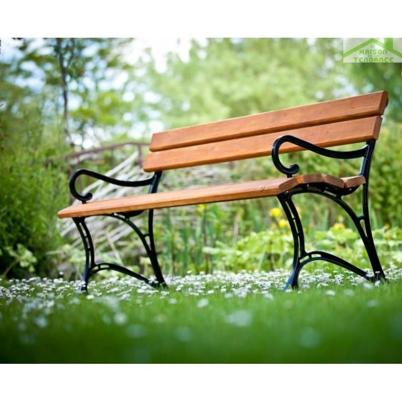 banc aluminium pour jardin elegant banc en aluminium. Black Bedroom Furniture Sets. Home Design Ideas
