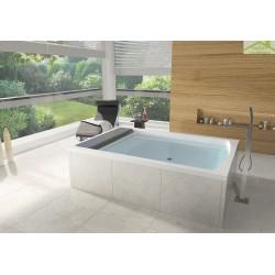 Grande baignoire duo acrylique RIHO SAVONA 190x130 cm