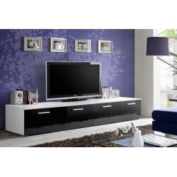 Grand meuble TV DUO 200x35x45 cm