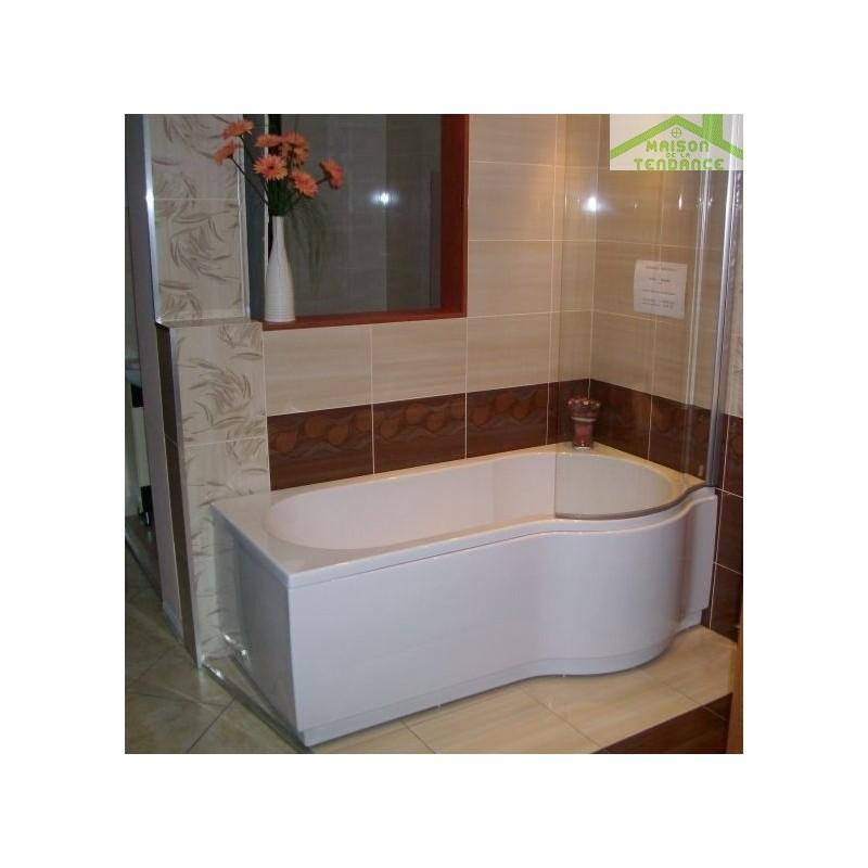 baignoire d angle 125x125 ouestbalneo baignoire balneo. Black Bedroom Furniture Sets. Home Design Ideas