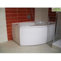 Tablier de baignoire pour NORA RIHO en acrylique