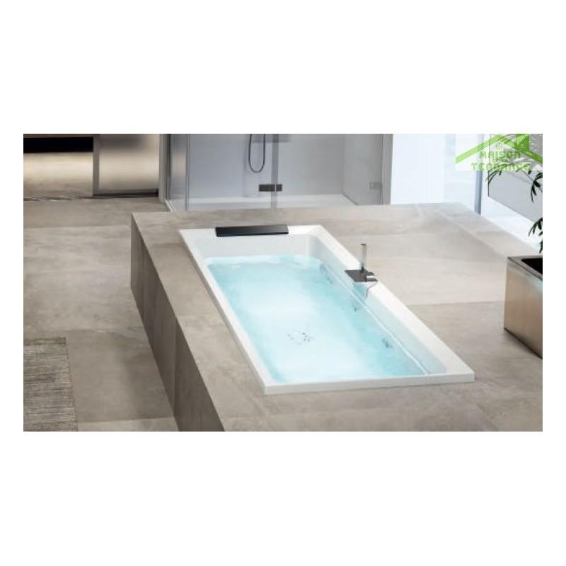 baignoire encastrable au sol cool baignoire de luxe salle bain d angle tipolia with baignoire. Black Bedroom Furniture Sets. Home Design Ideas
