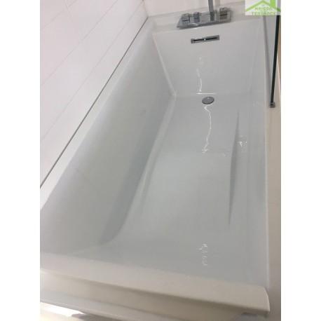 baignoire novellini elysium sense 3 avec appui t te en. Black Bedroom Furniture Sets. Home Design Ideas
