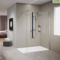 Colonne de douche mécanique ou thermostatique NOVELLINI LINE 2 150 cm
