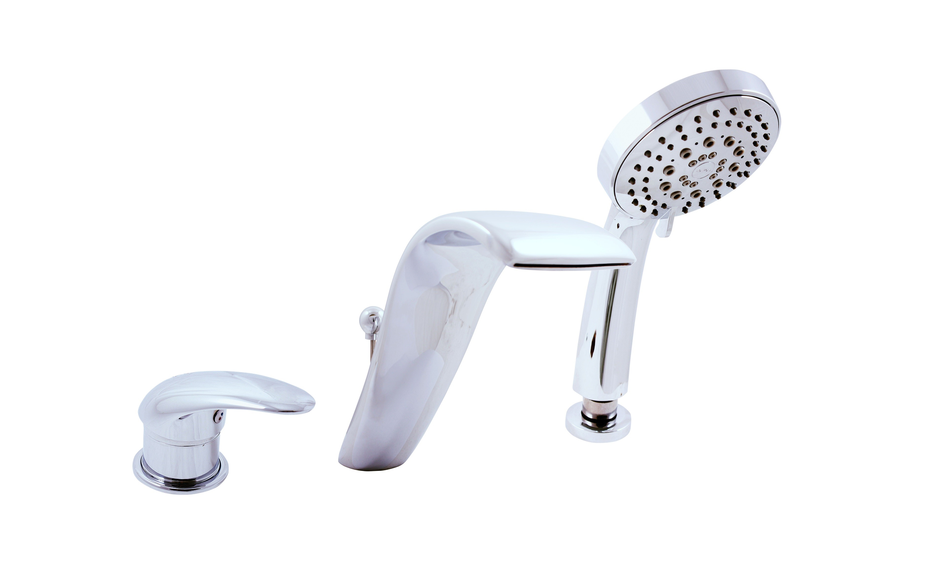 Robinet trous for Robinets muraux salle de bain
