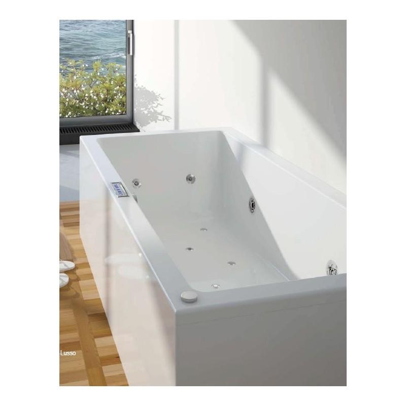 baignoire acrylique riho lusso maison de la tendance. Black Bedroom Furniture Sets. Home Design Ideas