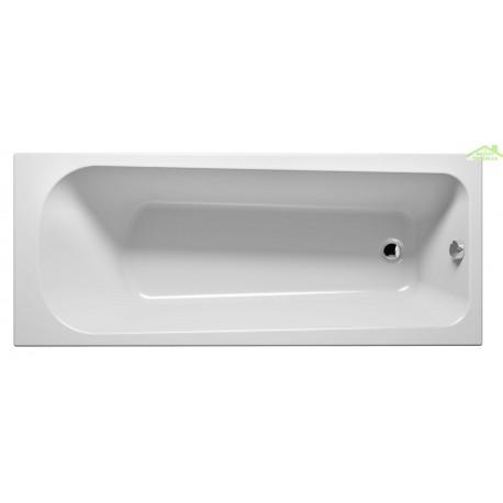 baignoire acrylique riho orion 170x70 cm maison de la tendance. Black Bedroom Furniture Sets. Home Design Ideas