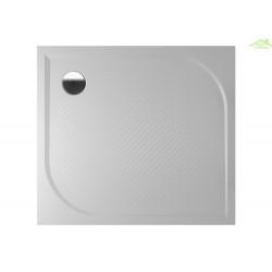 Receveur de douche rectangulaire en marbre RIHO KOLPING DB32 90x100x3cm