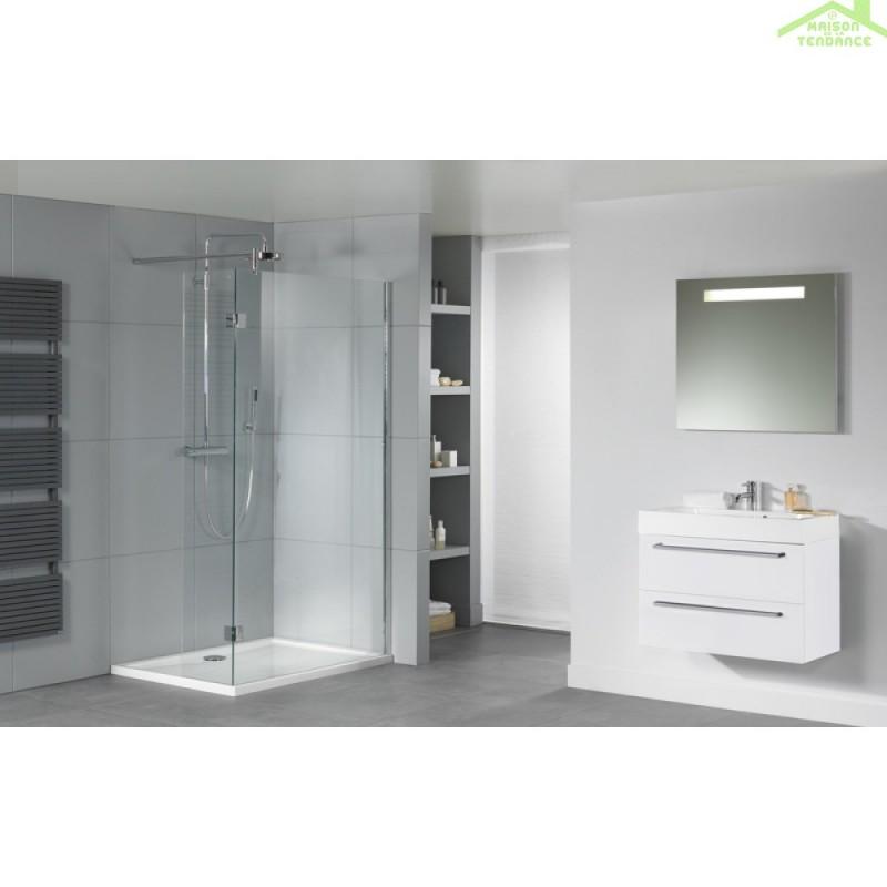 grand receveur douche simple receveur grand espace sigma. Black Bedroom Furniture Sets. Home Design Ideas