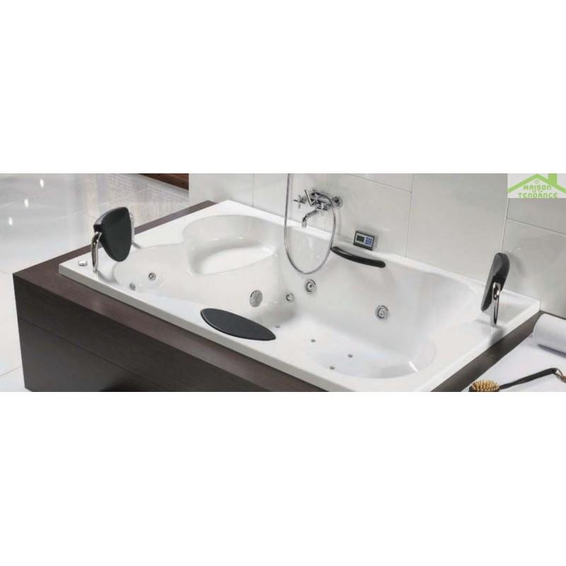 appui t te riho claudia ah09 pour baignoire maison de la. Black Bedroom Furniture Sets. Home Design Ideas