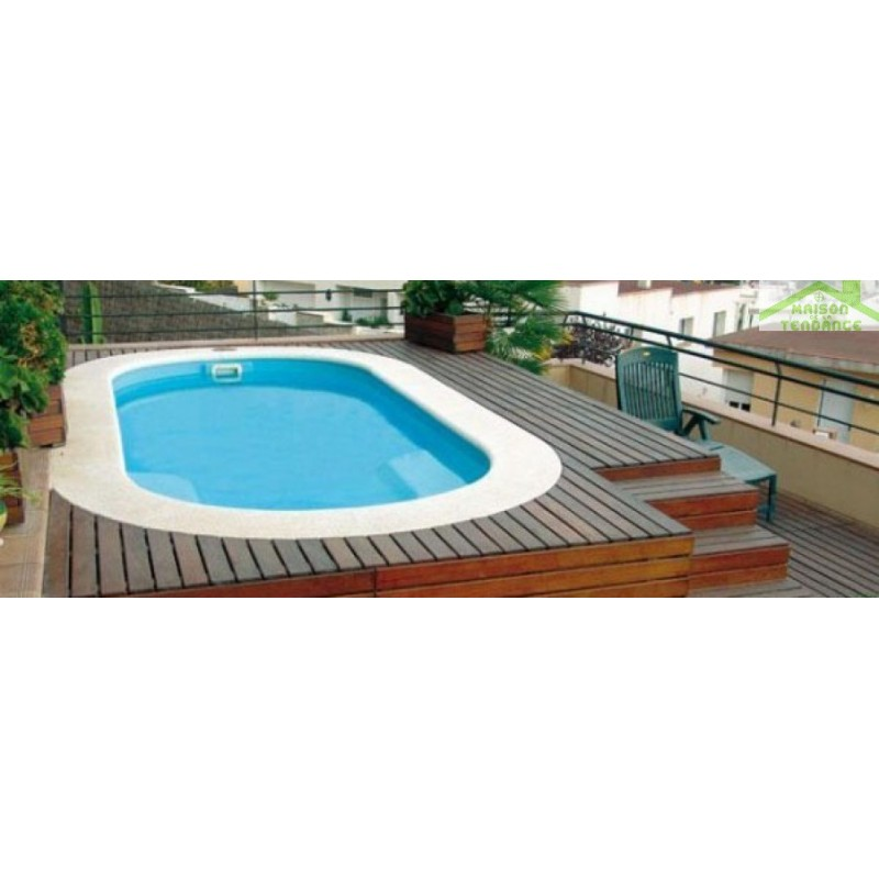 Piscine coque polyester cancer for Piscine polyester