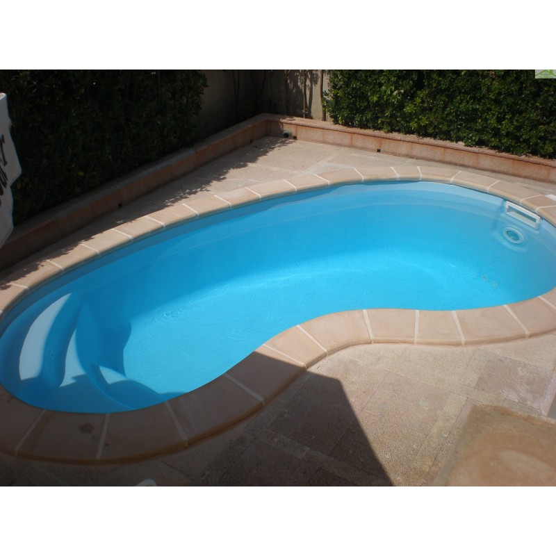 Piscine coque polyester scorpion for Piscine coque polyester