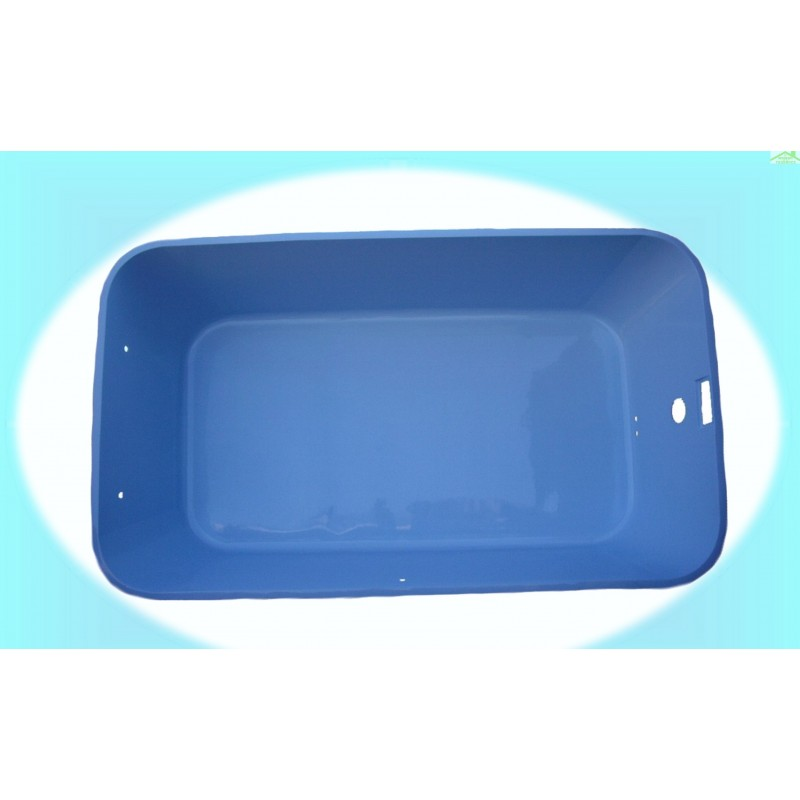 Piscine coque polyester pisces for Piscine polyester