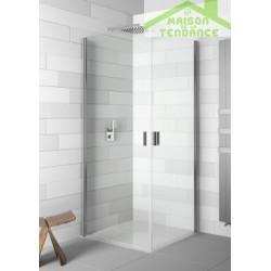 Parois de douche universelle RIHO NAUTIC N209 en verre clair