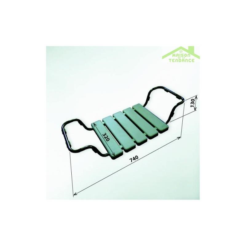 chaise baignoire cheap siege de bain adulte sige de bain vilgo spidra sofamed with chaise. Black Bedroom Furniture Sets. Home Design Ideas