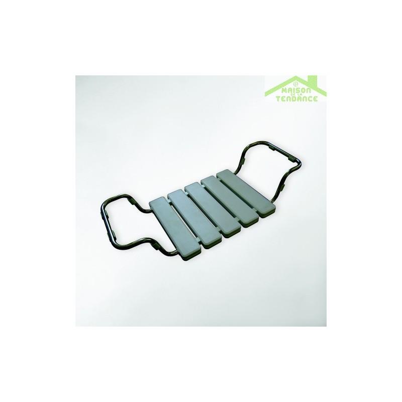 si ge de baignoire amovible et r glable 74x32x13cm. Black Bedroom Furniture Sets. Home Design Ideas