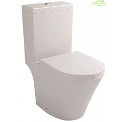 Pack WC à poser SORENTO avec abattant à frein de chute