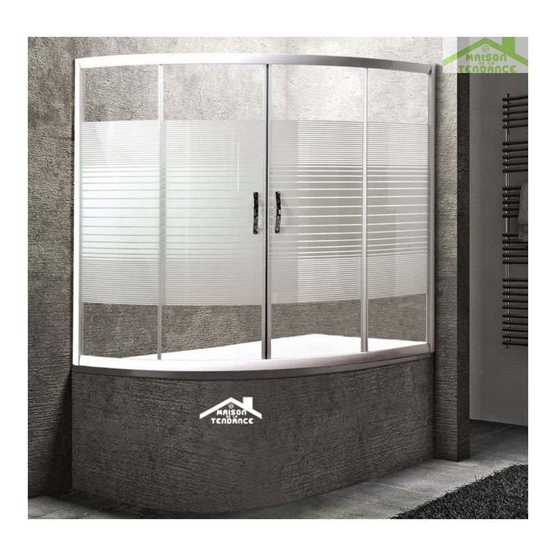 baignoire d 39 angle en acrylique lucite baln o 6 jets konchili. Black Bedroom Furniture Sets. Home Design Ideas