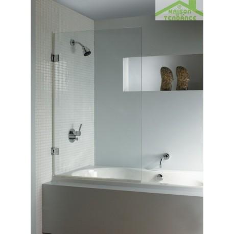 Paroi de bain universelle RIHO SCANDIC S107 150x80 cm
