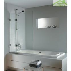 Paroi de bain universelle RIHO SCANDIC S109 150x105 cm