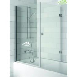 Parois de bain fermée universelle RIHO NAUTIC N110 150x90x75 cm