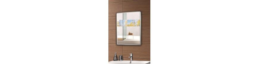 Miroir simple maison de la tendance for Miroir simple