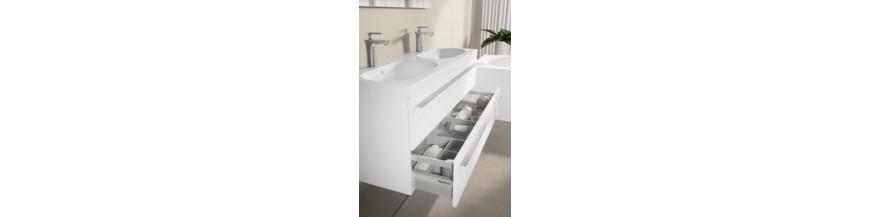 Ensemble meuble lavabo maison de la tendance - Ensemble lavabo meuble ...