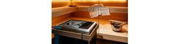 Sauna à pôele