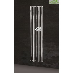 Radiateur design vertical CALIDA 50x180 cm en acier