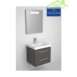 Ensemble meuble & lavabo RIHO ALTARE SET 30 en bois stratifié 60x47 x H56,5 cm