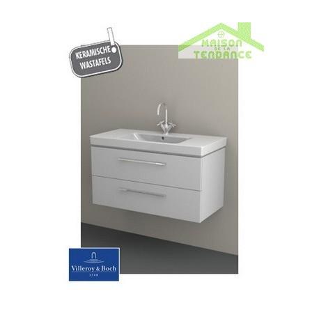 ensemble meuble lavabo riho altare set 32 100x47 x h56 5 cm. Black Bedroom Furniture Sets. Home Design Ideas